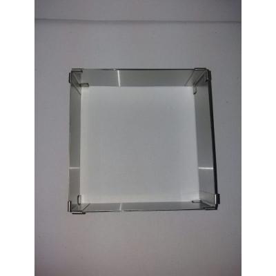 Разъёмная форма для выпечки квадратная