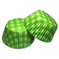 Бумажные формы для маффинов и капкейков 2.5*4.5 см