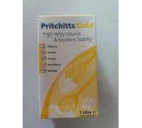 Сливки кондитерские Pritchitts Gold